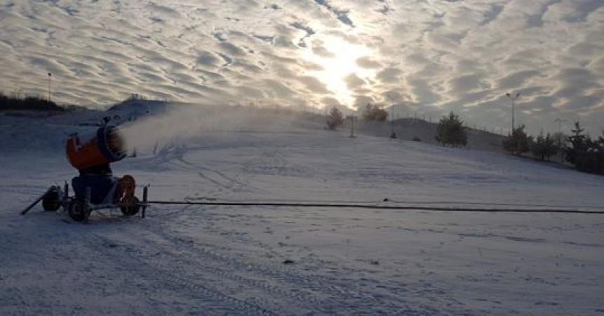 Otwarcie stoku narciarskiego w Myślęcinku