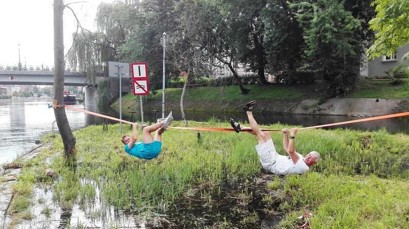 Fun Swimrun - przedstawiamy przeszkody