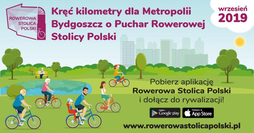 Weź udział w niedzielnym przejeździe rowerowym!