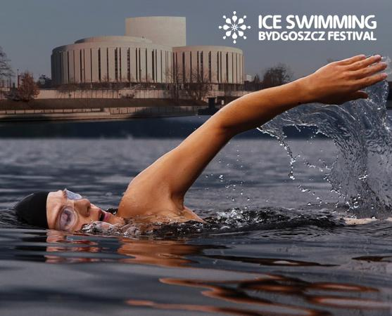 Za nieco ponad tydzień pierwsza edycja Ice Swimming Bydgoszcz Festival