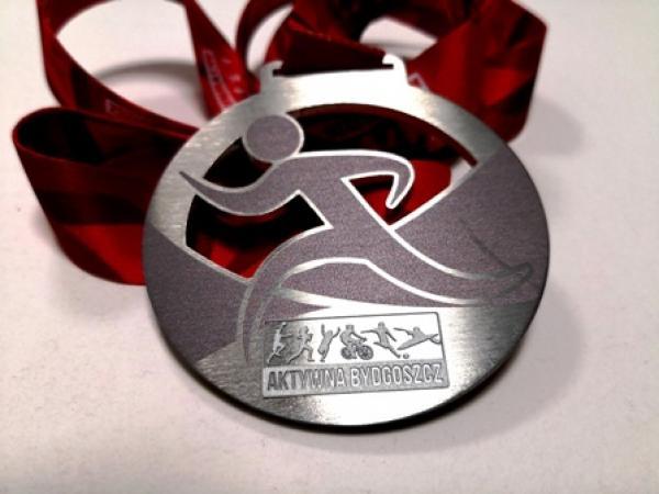 Bieg Niepodległości. Medal.