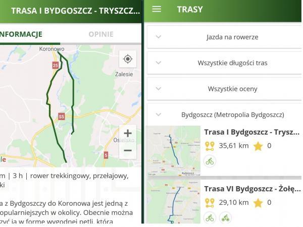 """Nowe trasy """"Aktywnych Miast"""""""
