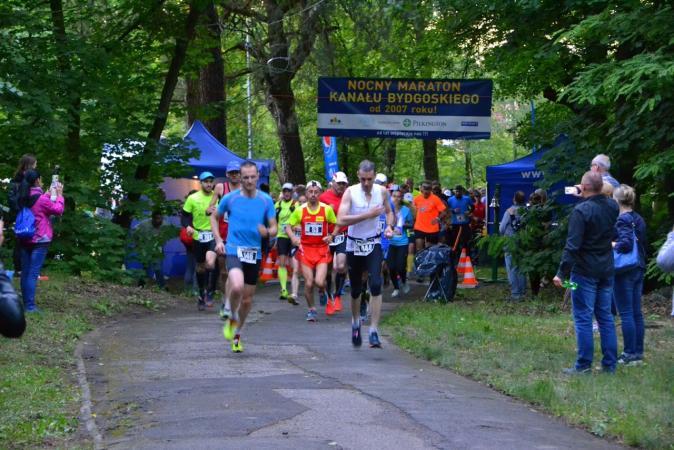 Nocny Maraton Kanału Bydgoskiego