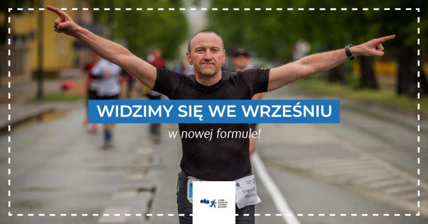 Komunikat organizatorów 5. PKO Bydgoskiego Festiwalu Biegowego