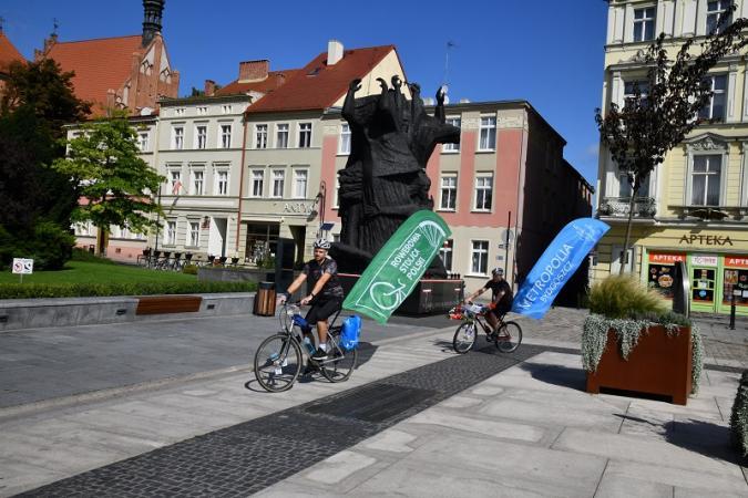 Wiosenna propozycja treningu przed Rowerową Stolicą Polski