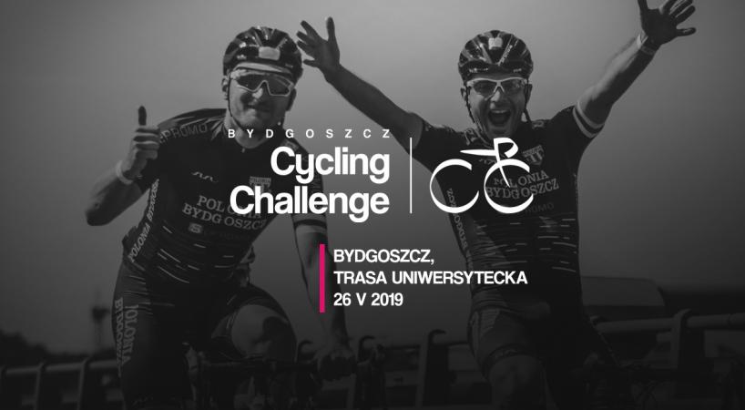 Bydgoszcz Cycling Challeng informacja o zapisach