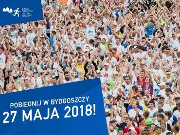 Ruszają zapisy na 3. PKO Bydgoski Festiwal Biegowy