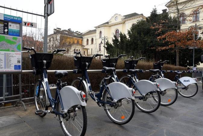 Bydgoski Rower Miejski znów dostępny
