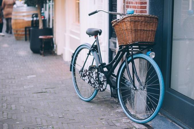 Sam naprawisz rower