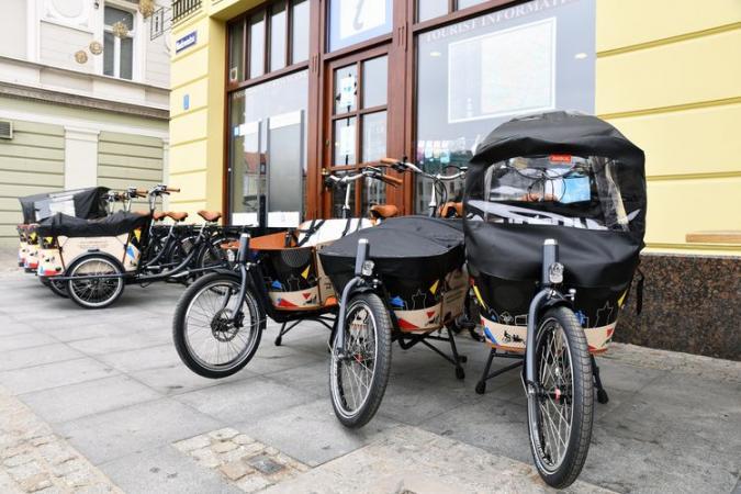 Rowery cargo - ekologiczna alternatywa dla kierowców