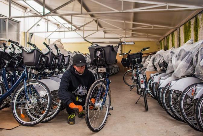 Jak wypożyczyć rower aglomeracyjny?