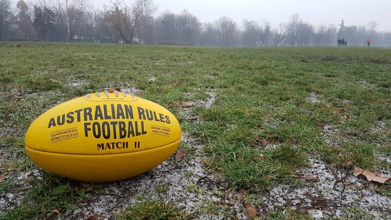Futbol australijski - trening otwarty w najbliższą niedzielę