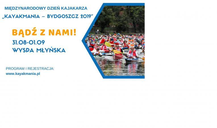Ruszyła rejestracja na Kayakmanię 2019