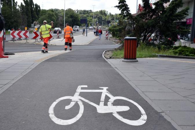 Kruszwicka bezpieczna dla rowerzystów