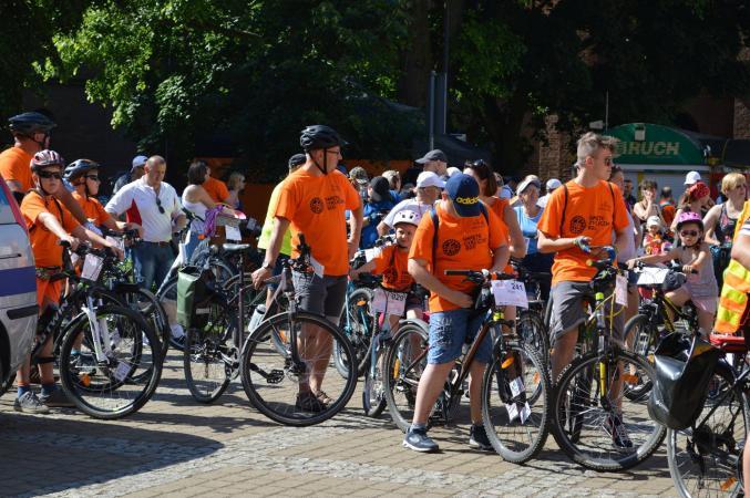 Tłumy rowerzystów pojadą do Ostromecka
