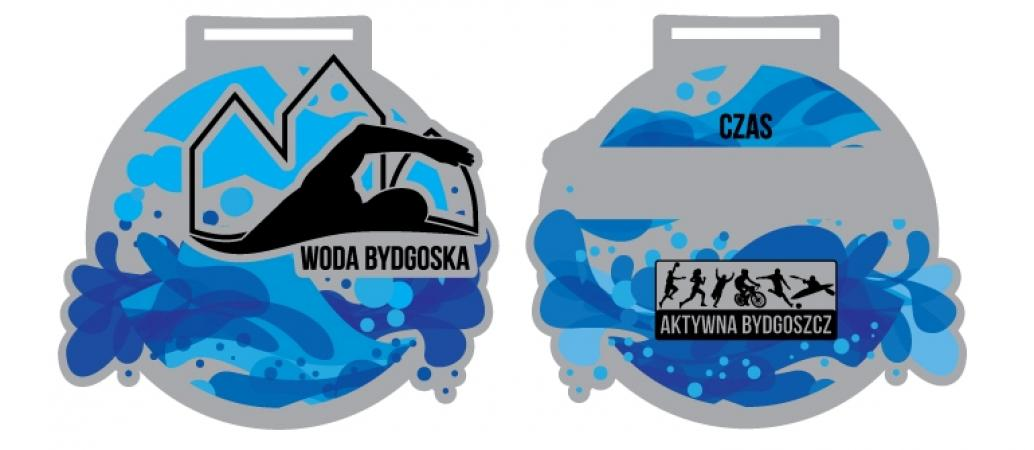 Woda Bydgoska. Medal.