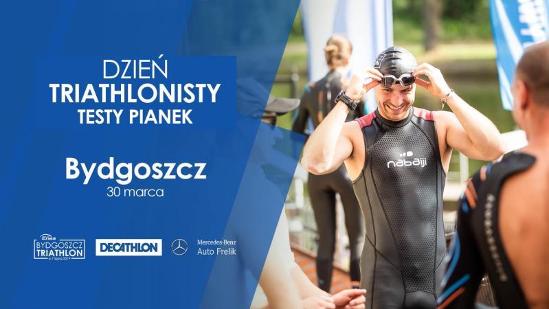 Dzień Triathlonisty już w najbliższą sobotę w Bydgoszczy!